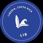 Ícono de sello de pasaporte: Liberia, Costa Rica