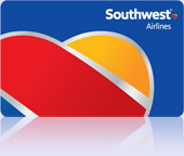 Sample Mailer Southwest Giftcard
