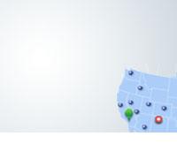 Mira tus posibles destinos con puntos Rapid Rewards® Usa nuestro mapa para configurar un rastreador de vuelos de recompensa.