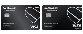 Rapid Rewards Chase Business Cards