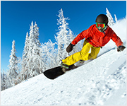 Wanna lift? Sale to the slopes with zero change fees.* Book now.