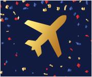 Celebramos 50 años con nuevos destinos que te gustaría visitar y la flexibilidad que necesitas. Vuelos de ida desde sólo* $50. Reserva ya