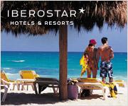 Foto de una pareja en la playa en Iberostar Hotels and Resorts