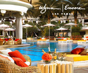 Piscina enWynn Las Vegas