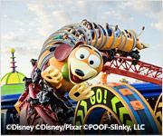 Slinky Dog Ride