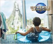 Tubo en Orlando Universal  Resort