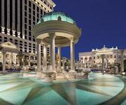Imagen de un complejo hotelero en Las Vegas