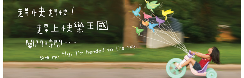 "Chinese characters for ""See me fly, I'm headed to the sky""."