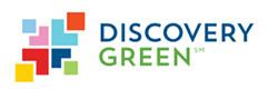 Logo de Discovery Green