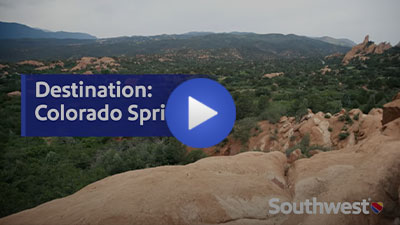 Colorado Springs destination video