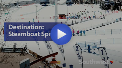 Steamboat Springs, CO, destination video