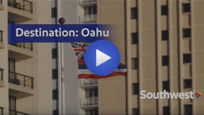 Honolulu (Oahu) destination video