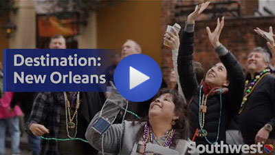 New Orleans destination video