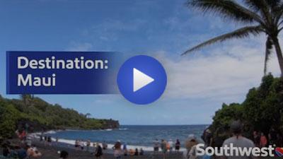 Maui destination video