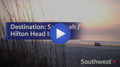 Savannah/Hilton Head destination video