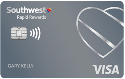 Rapid Rewards Plus Card